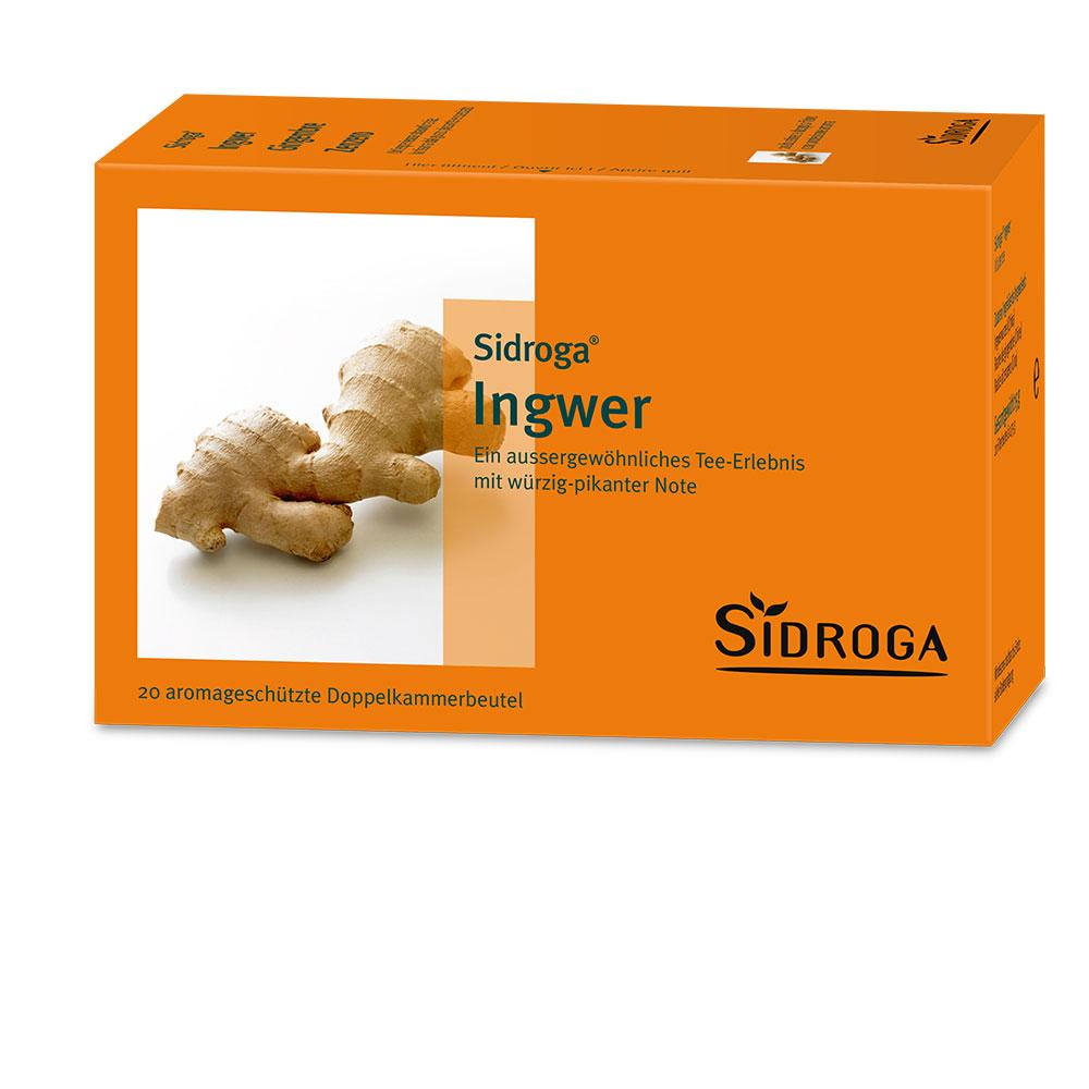 Sidroga® Ingwer