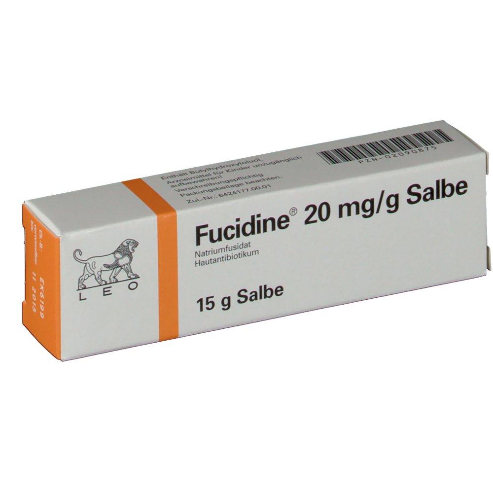 fucidine salbe