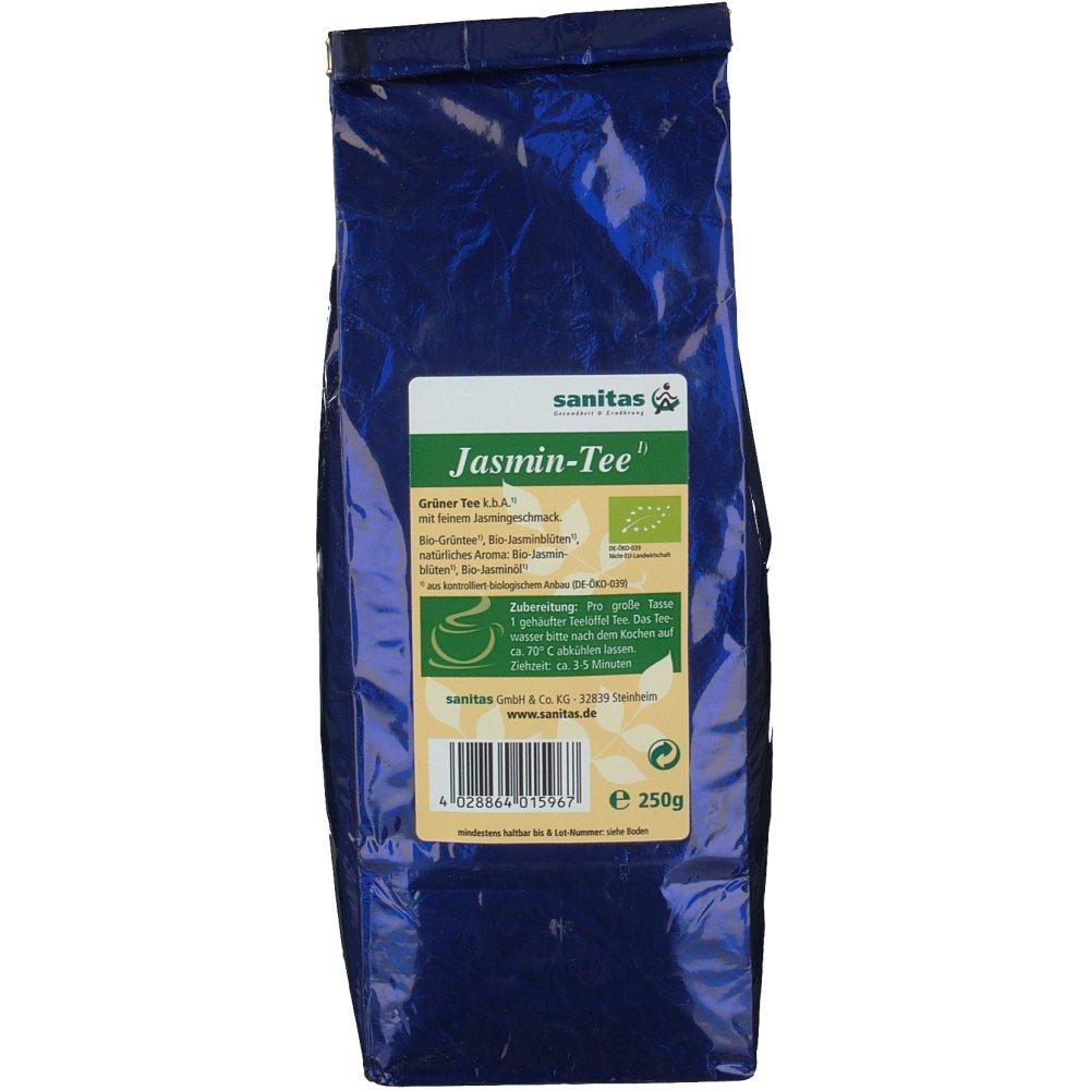 Grüner Bio-Tee China Jasmin