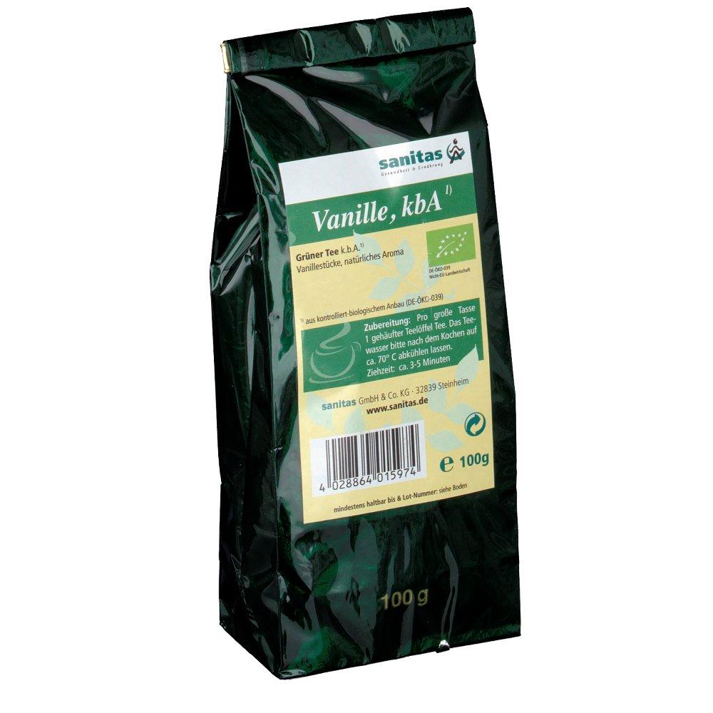 Gruener Tee Vanille kbA