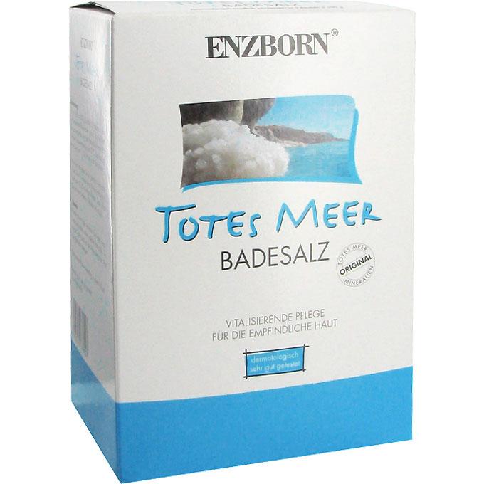 Enzborn® Totes Meer Badesalz