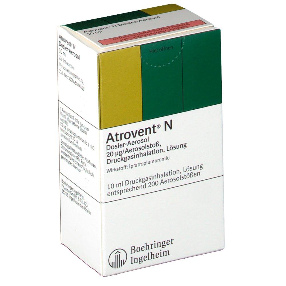 Atrovent N Dosieraerosol - shop-apotheke.com
