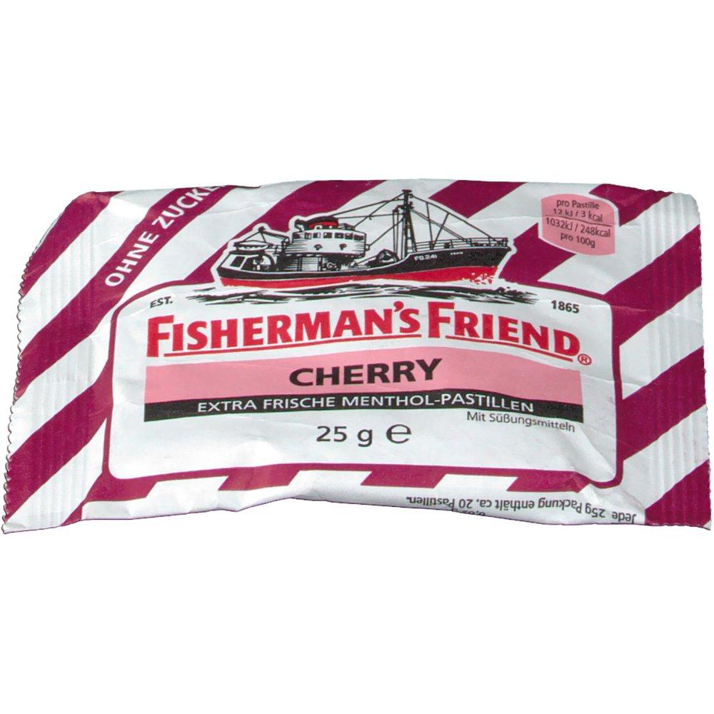 Fisherman'S Friend® Cherry ohne Zucker