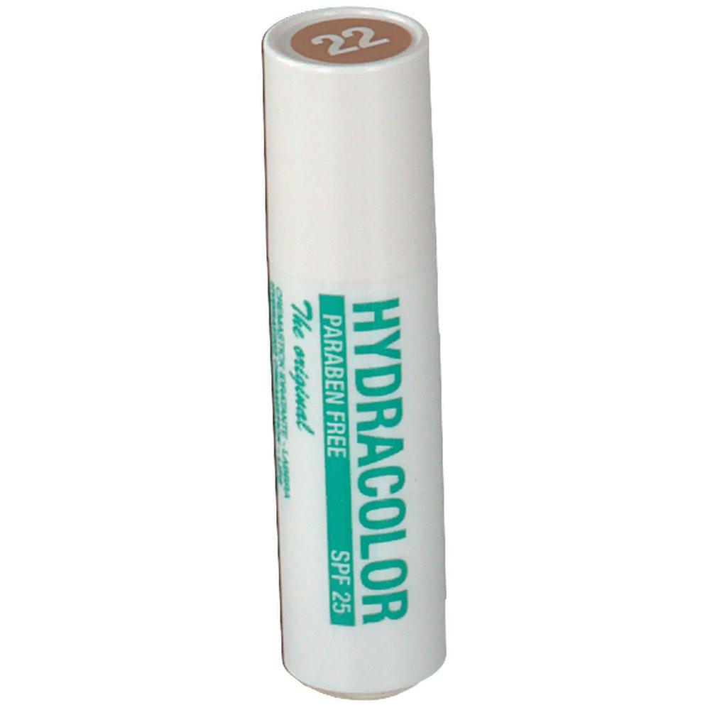 Hydracolor Lippenpflege beige 22 nude