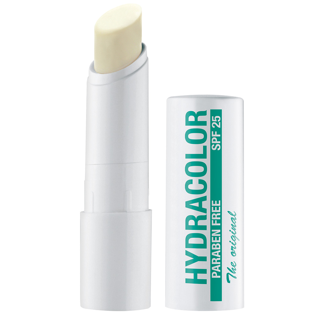 Hydracolor Lippenpflege 18 farblos in einer Faltschachtel