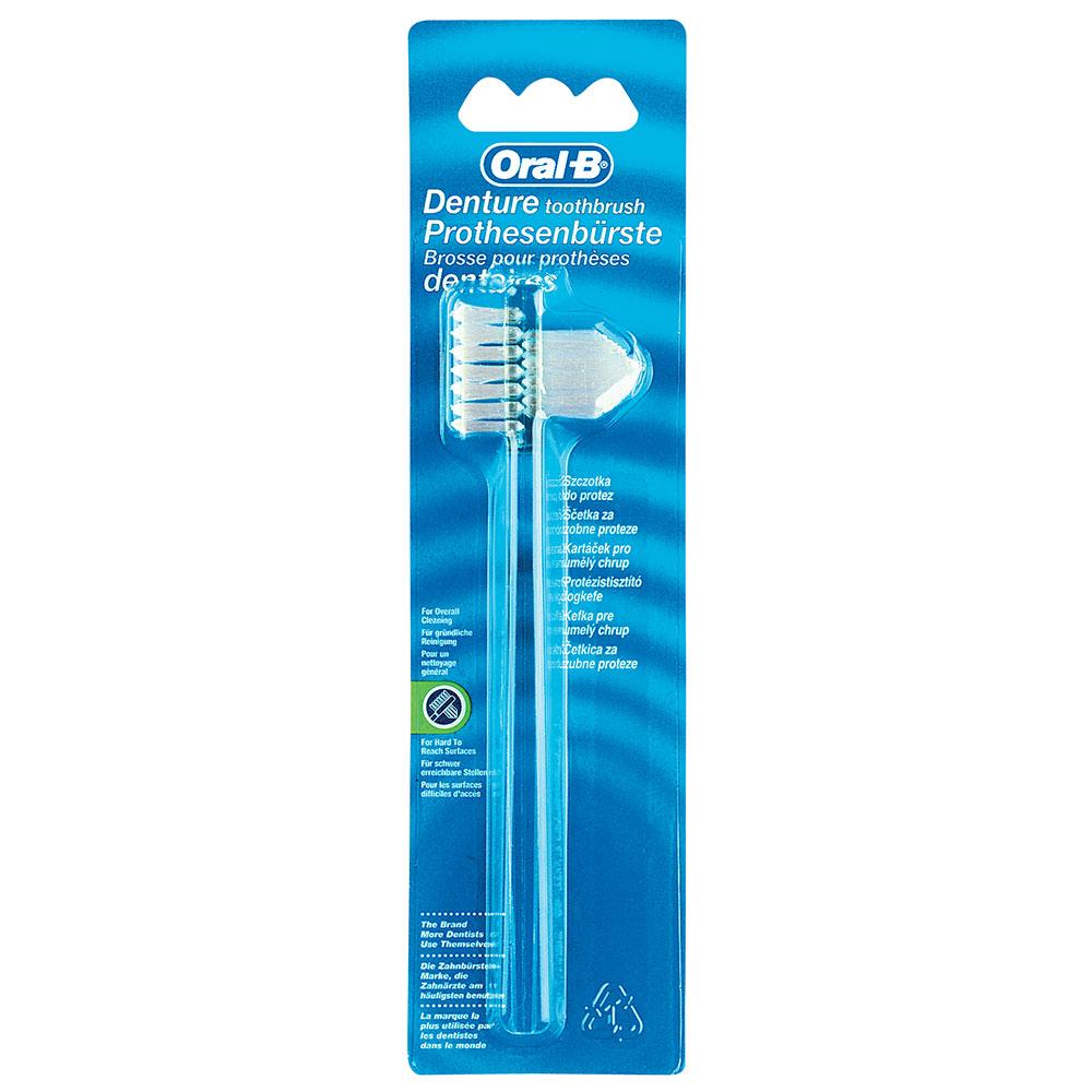 Oral-B® Prothesenbürste