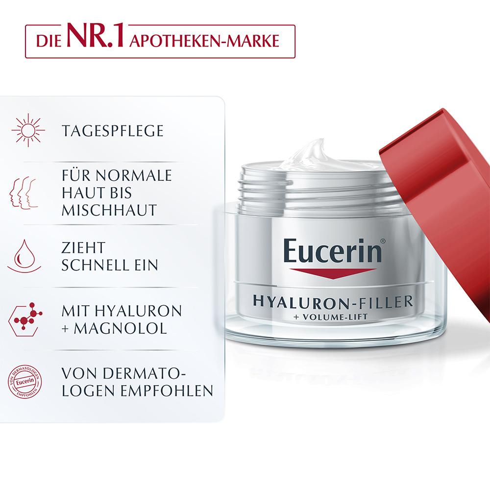 Eucerin VOLUME-FILLER dnevna krema za normalnu i kombinovanu kožu
