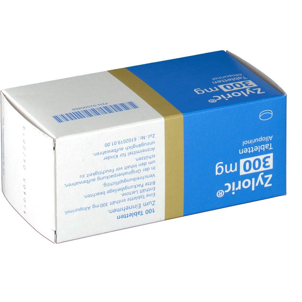 Zyloric 300 Tabl. - shop-apotheke.com
