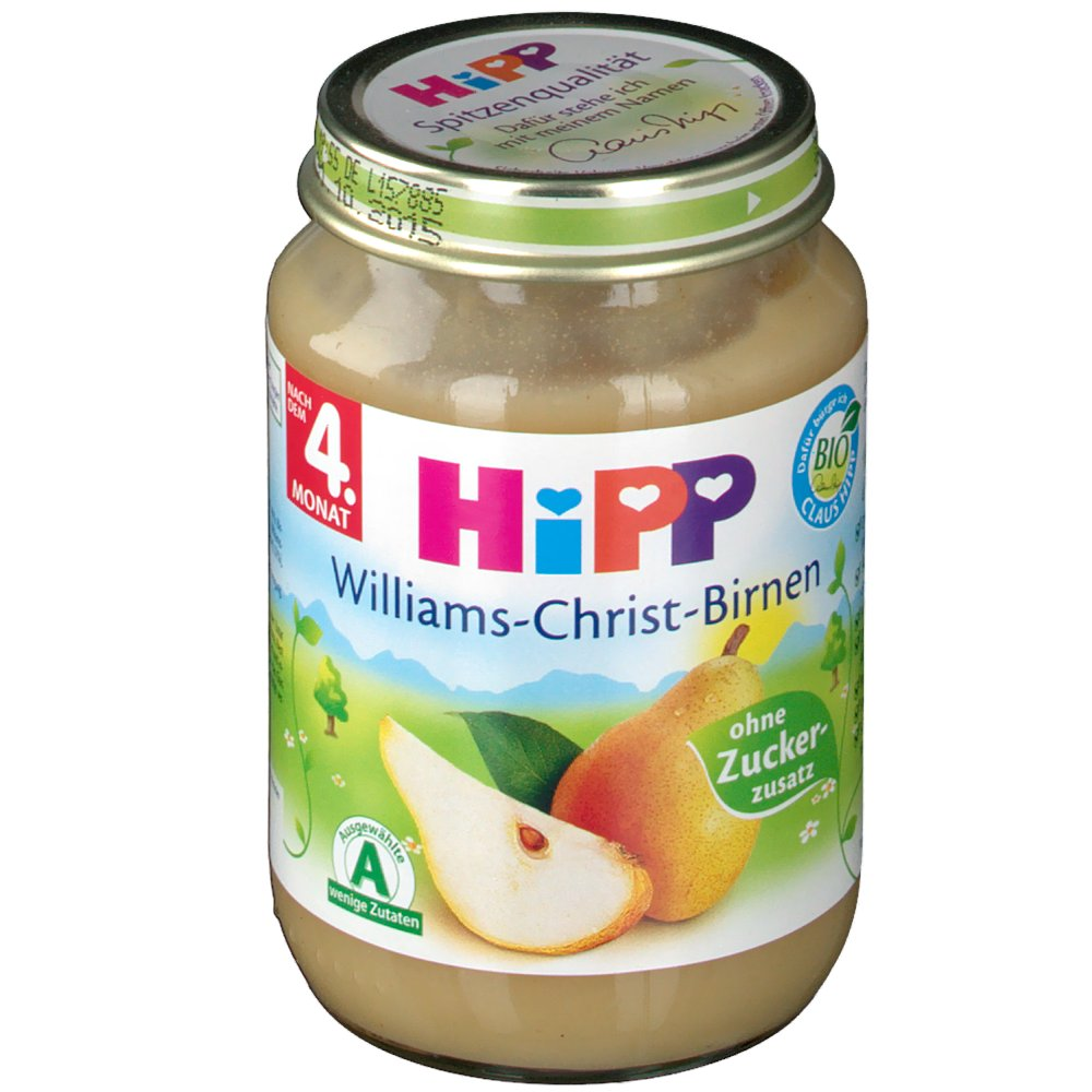 HiPP Williams-Christ-Birnen