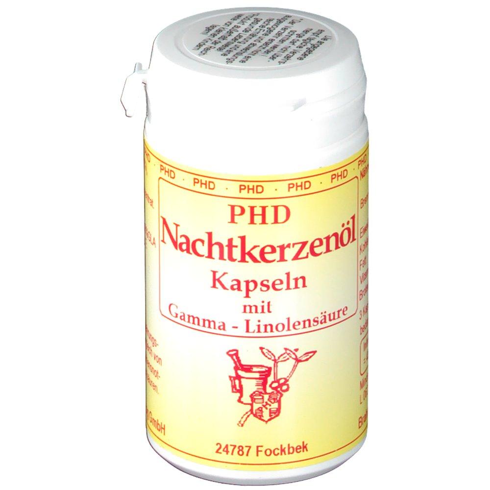 Nachtkerzenöl Kapseln