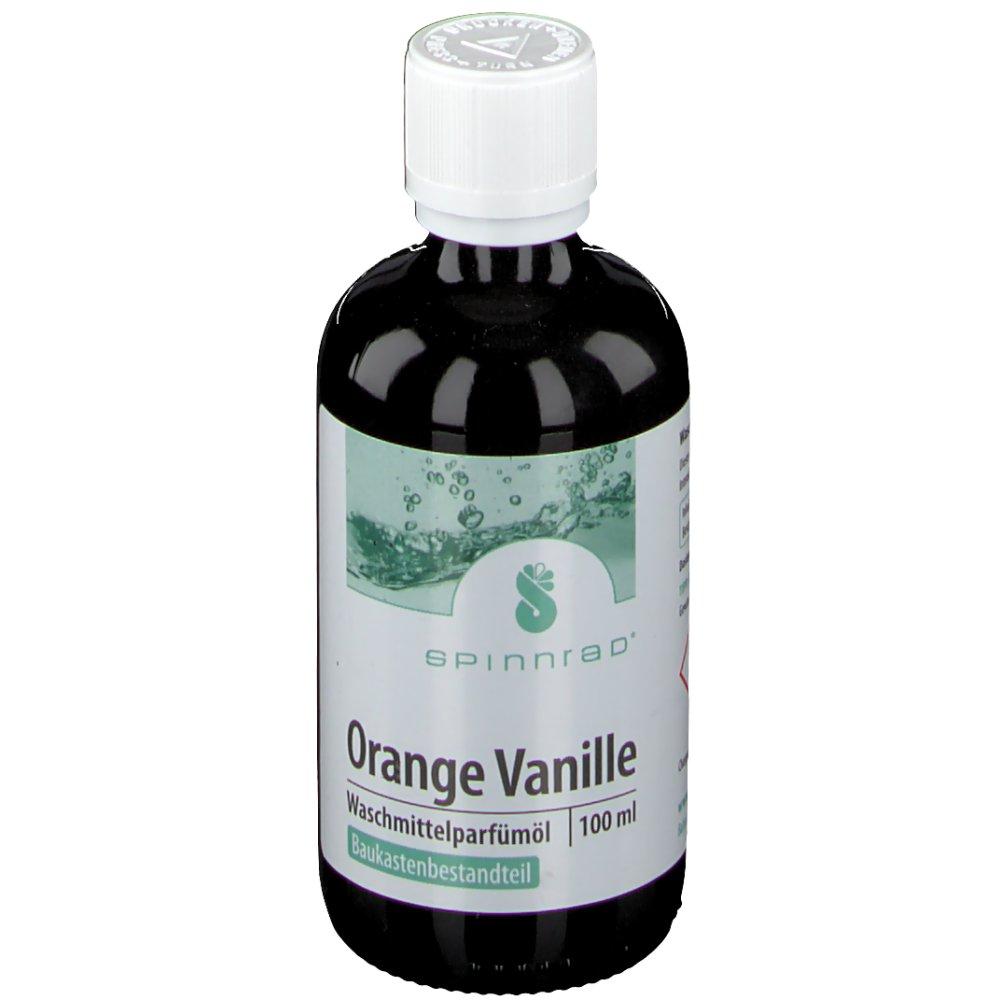 Spinnrad® Waschmittel-Parfumöl Orange-Vanille
