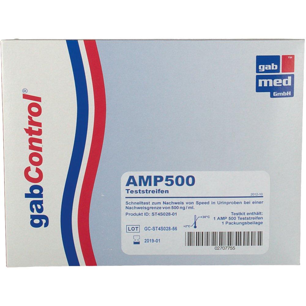 gabControl® Amp500 Teststreifen