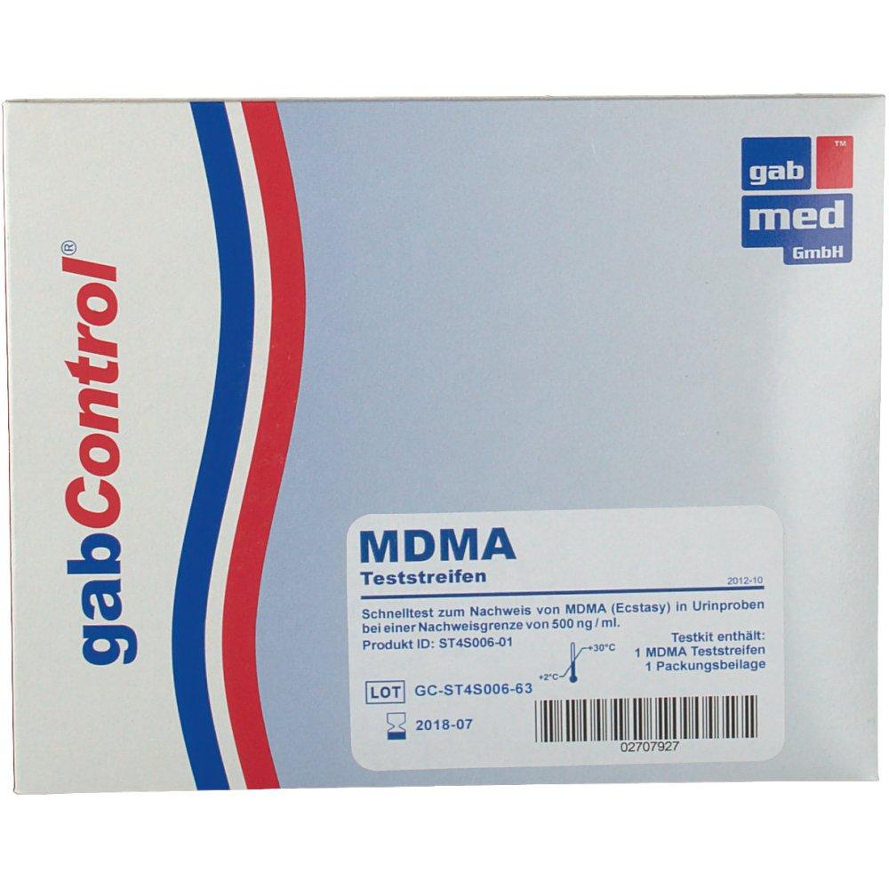 gabmed® Drogentest Mdma / Ecstasy