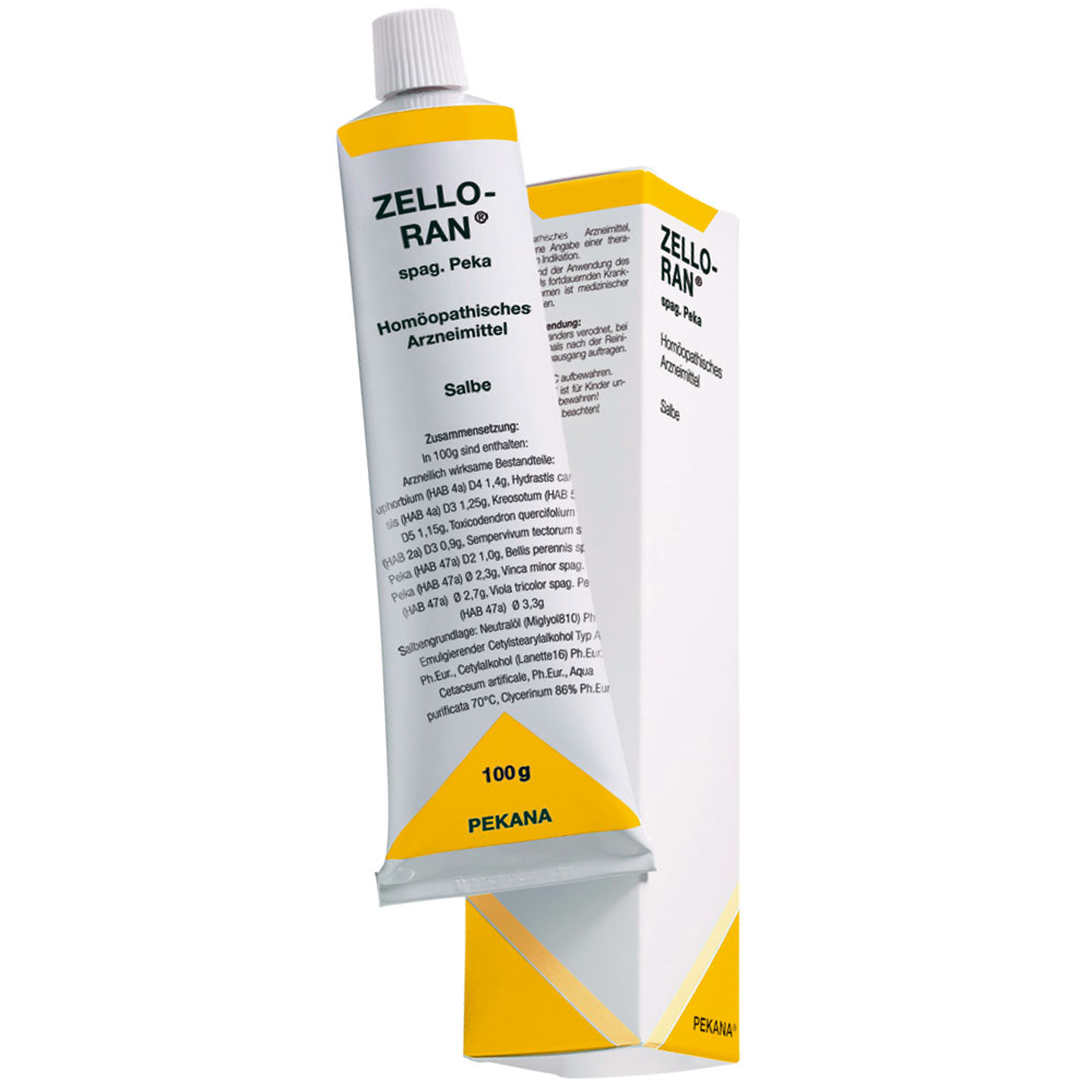 Zelloran® spagyrische Peka Salbe