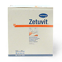 Zetuvit® Saugkompresse steril 13,5x25cm