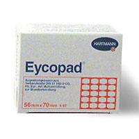 Eycopad® Augenkompresse unsteril 56x70mm