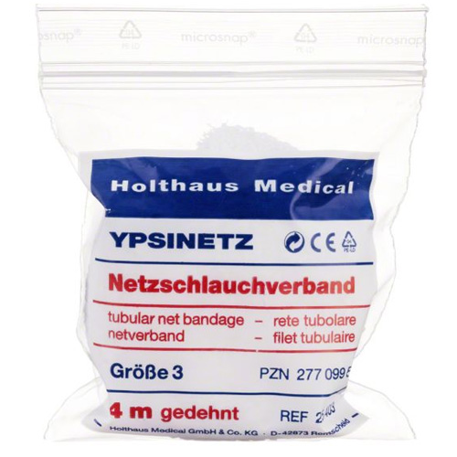 Ypsinetz Netzschlauchverband GR. 3