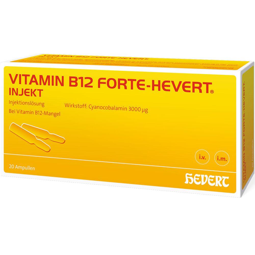 Vitamin B12 Forte-Hevert® Ampullen
