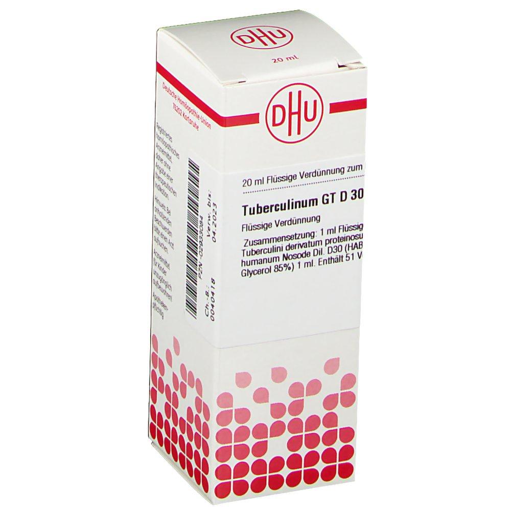 DHU Tuberculinum GT D30 Dilution