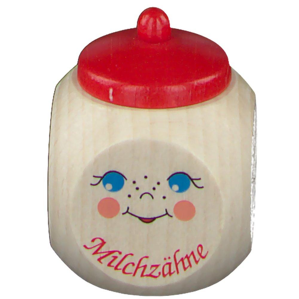 Milchzahn Döschen