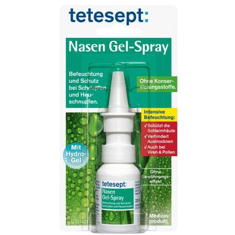 tetesept® Nasen Gel-Spray