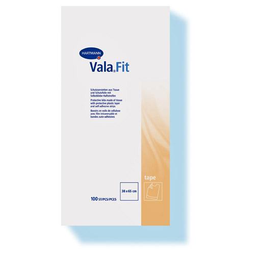 Vala®Fit tape Einmal-Schutzlätzchen 2-lagig, 38x65 cm