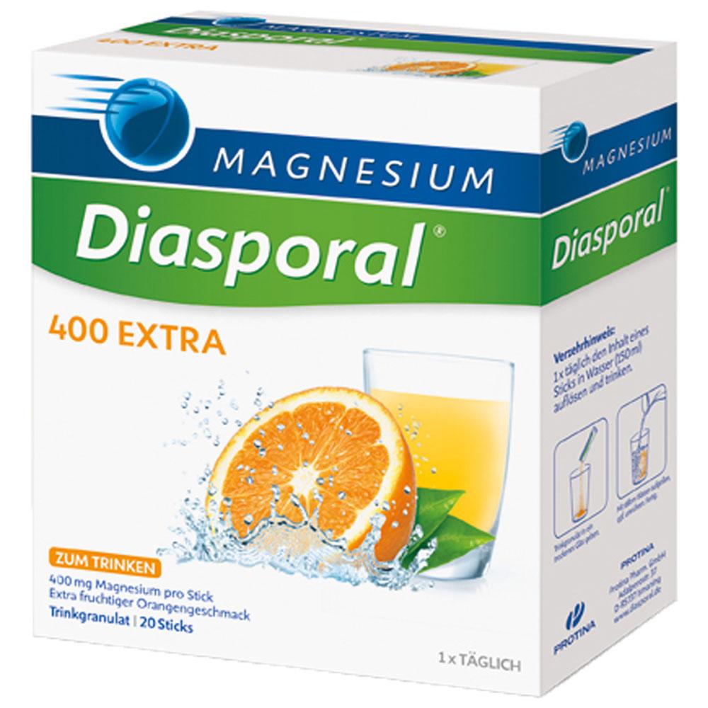 Magnesium-Diasporal® 400 Extra Trinkgranulat