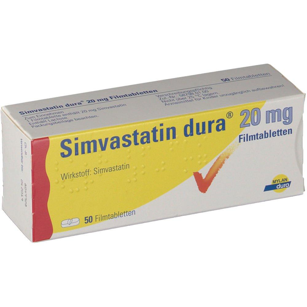 Simvastatin 20 Mg High