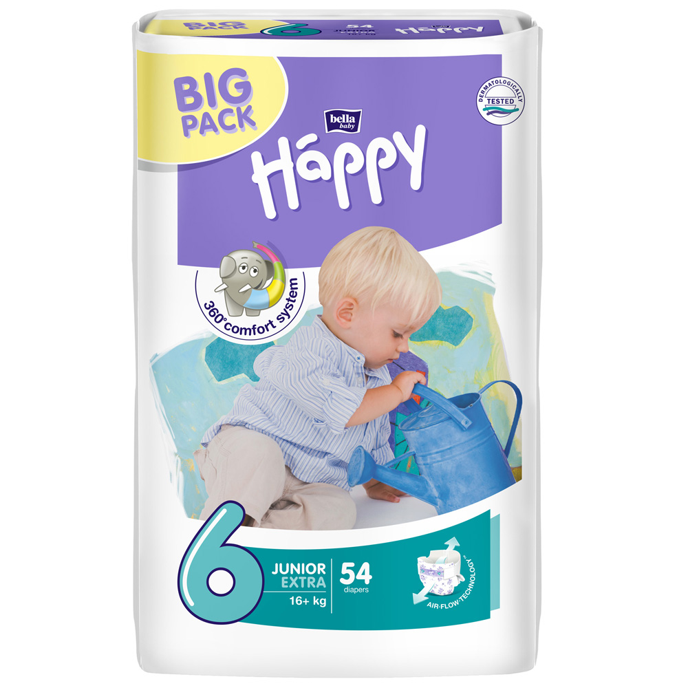 purchase cheap 09c3a f11db Bella Baby Happy Windel Junior Extra 16+ Kg günstig online bestellen