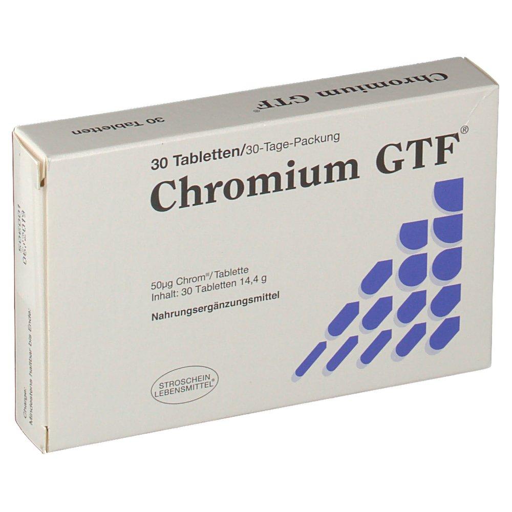 Chromium Gtf Tabl.