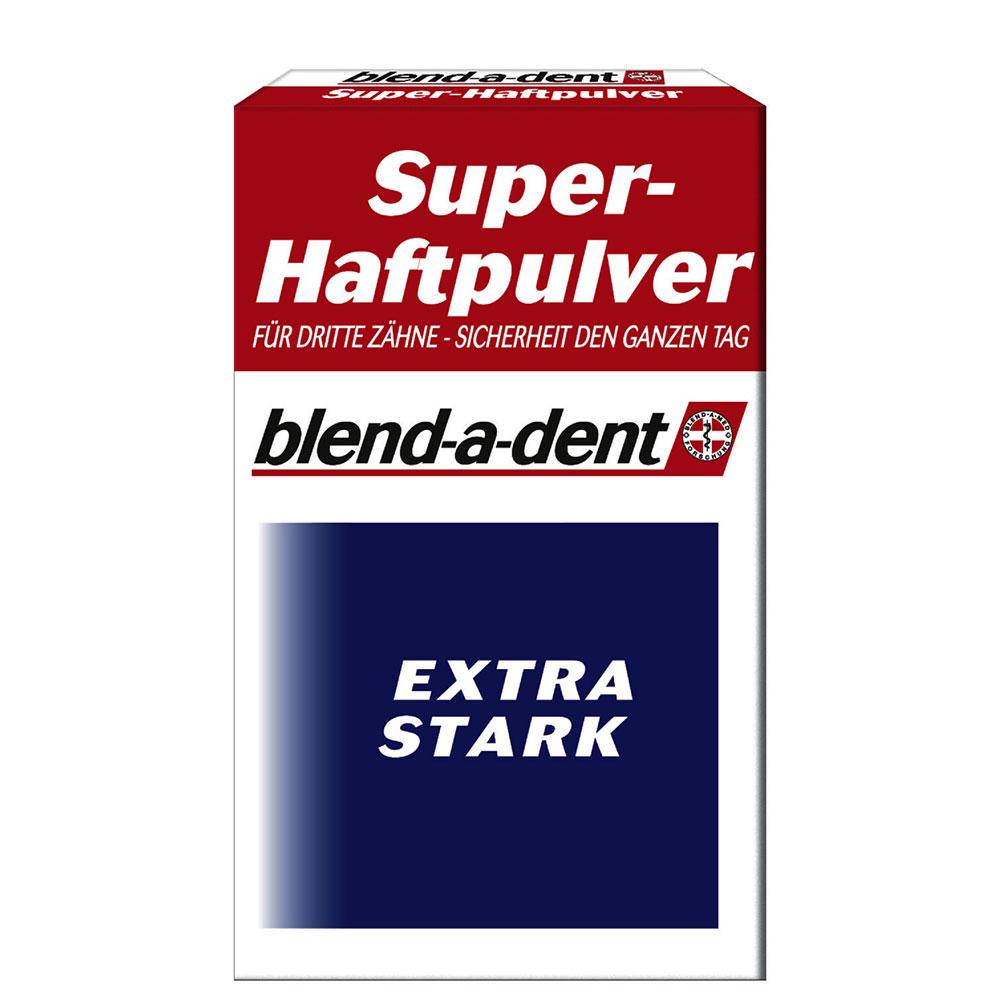 blend-a-dent Super Haftpulver extra stark 168605