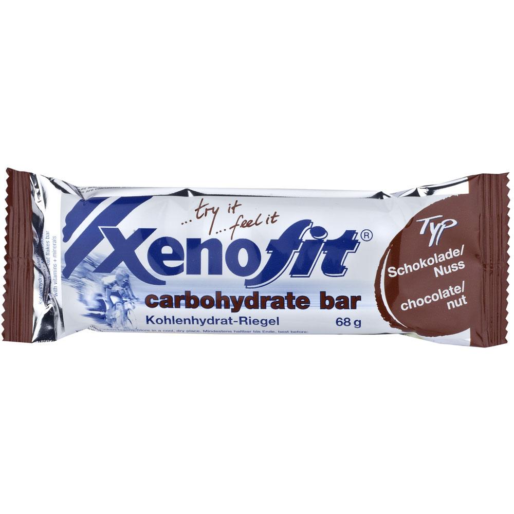 Xenofit® carbohydrate bar Schokolade/Nuss