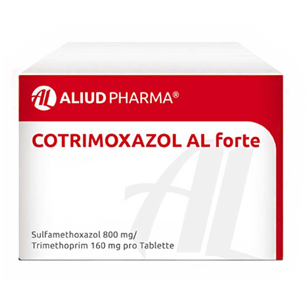 Cotrimoxazol Al forte Tabletten - shop-apotheke.com