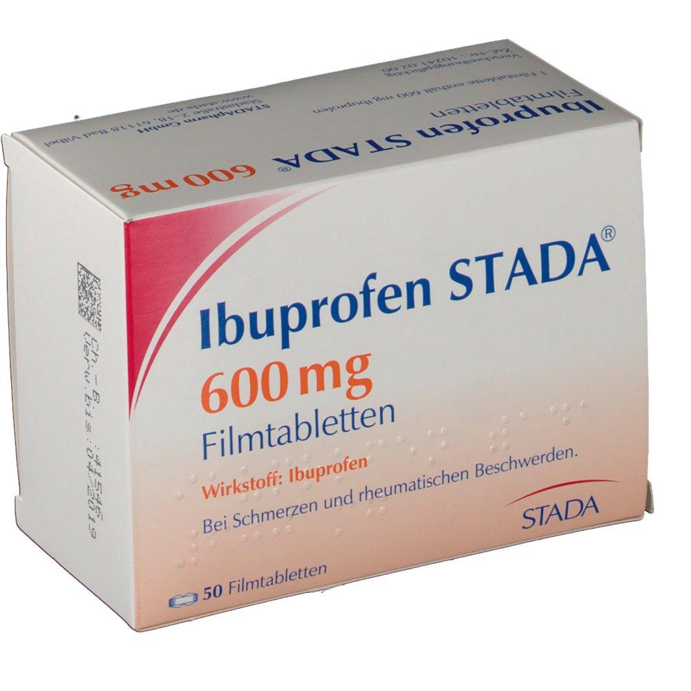 Ibuprofen 600 Gefährlich