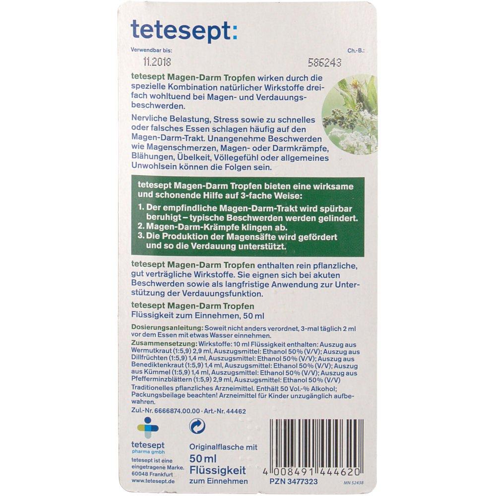 tetesept® Magen-Darm Tropfen - shop-apotheke.com