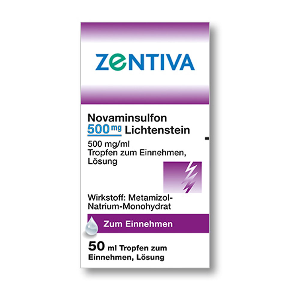 Novaminsulfon 500 mg Lichtenstein Tropfen - shop-apotheke.com