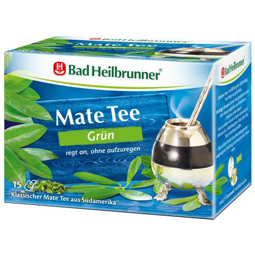 Bad Heilbrunner® Mate Tee Grün