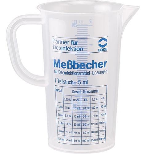 Bode Messbecher für 250 ml 1 St Becher
