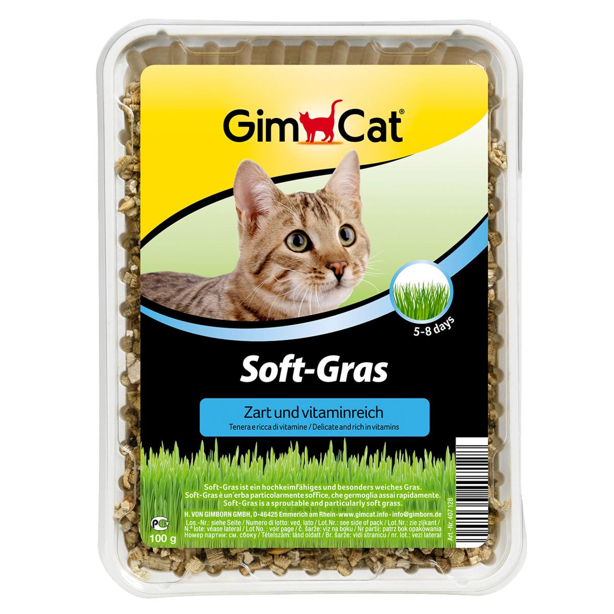Gimpet Soft Gras Katze