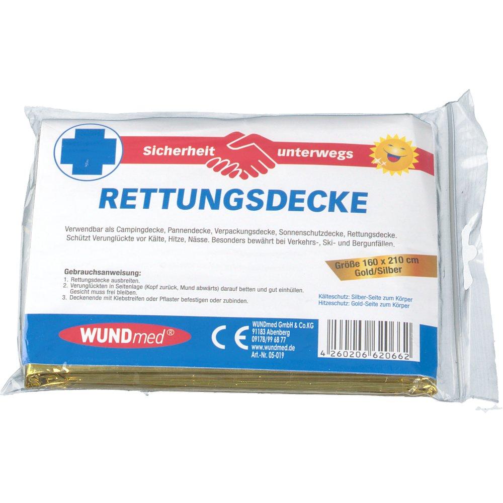 WUNDmed® Rettungsdecke