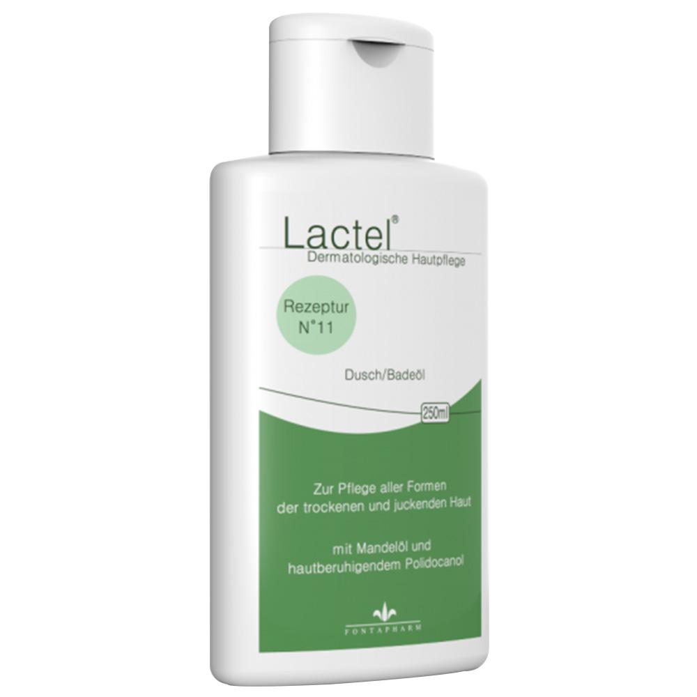 Lactel® No 11 Dusch/Badeöl