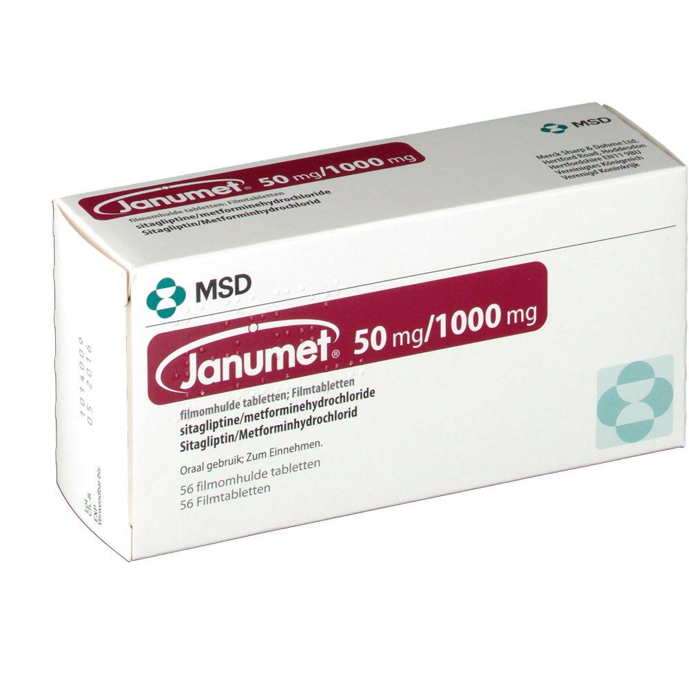 Janumet 1000 mg. Water-multi.ml