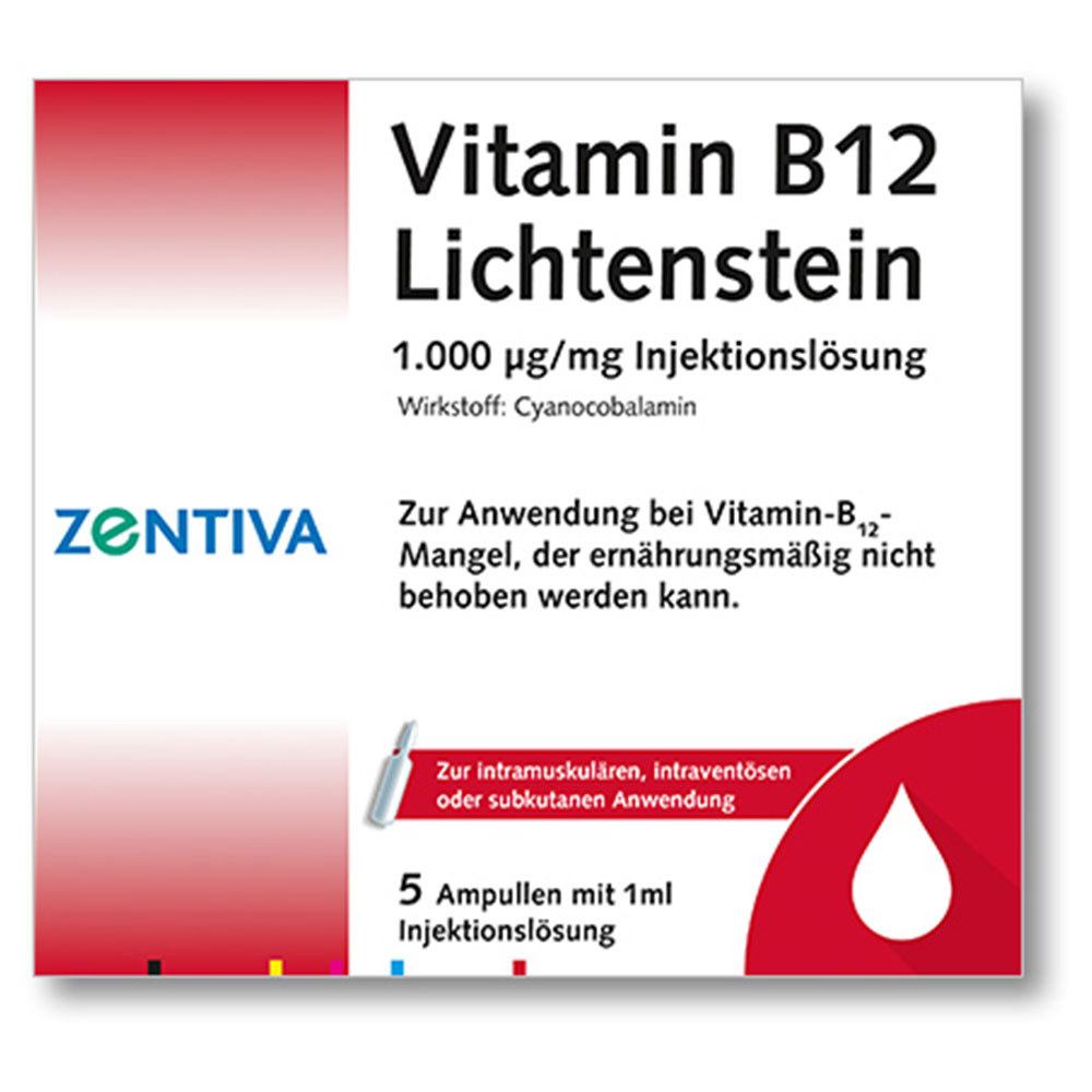Vitamin B 12 Lichtenstein