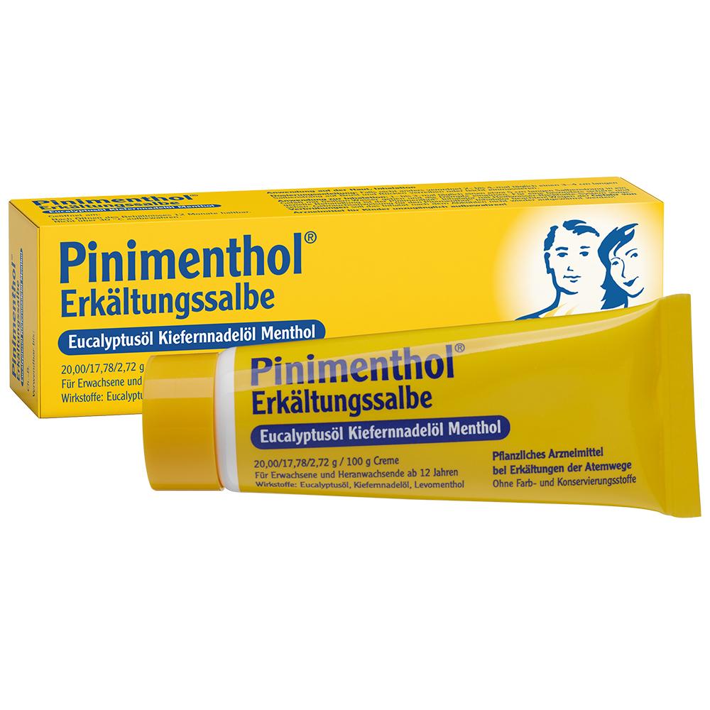 Pinimenthol® Erkältungssalbe