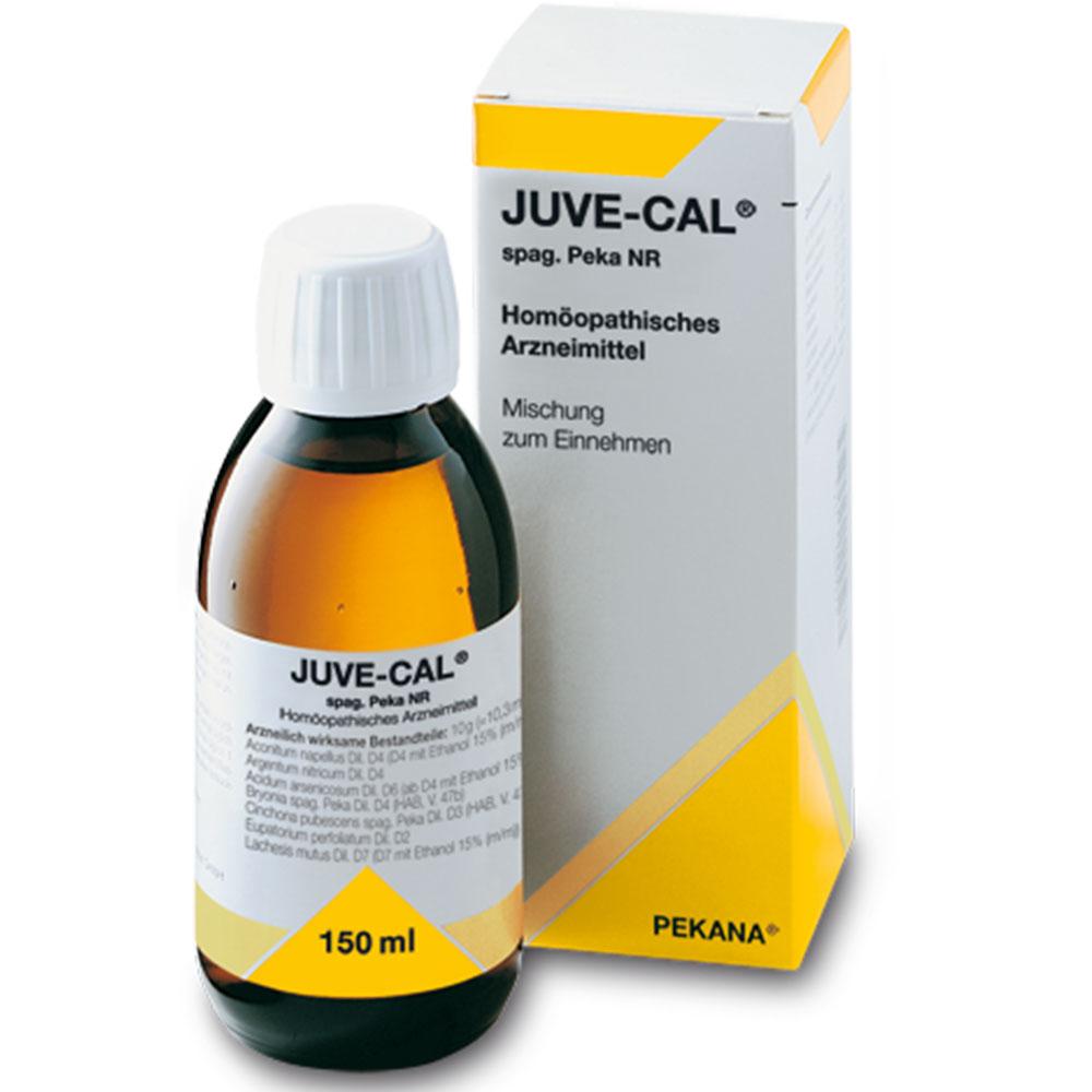 Juve-Cal® spagyrische Peka NR Mischung