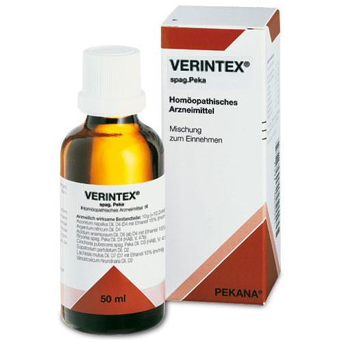 Verintex® spagyrische Peka Tropfen