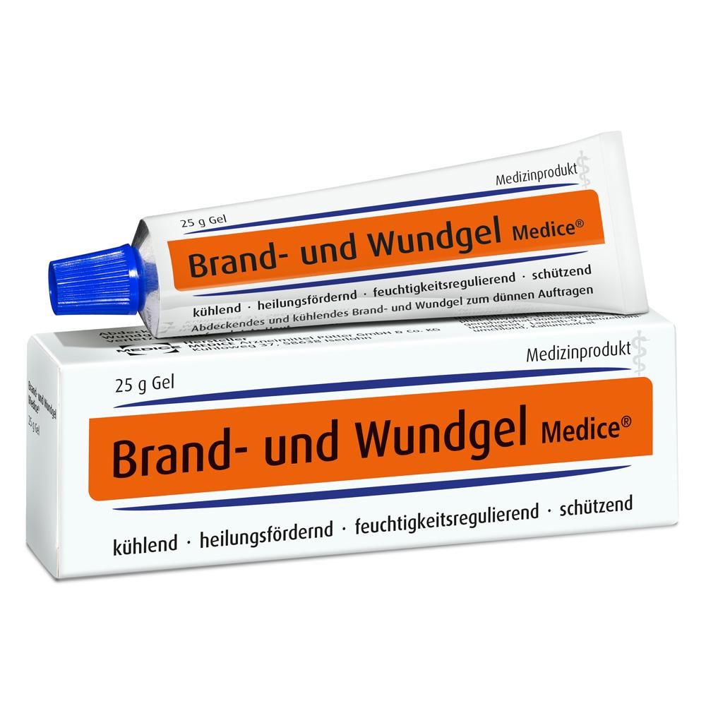 Brand- und Wundgel Medice®