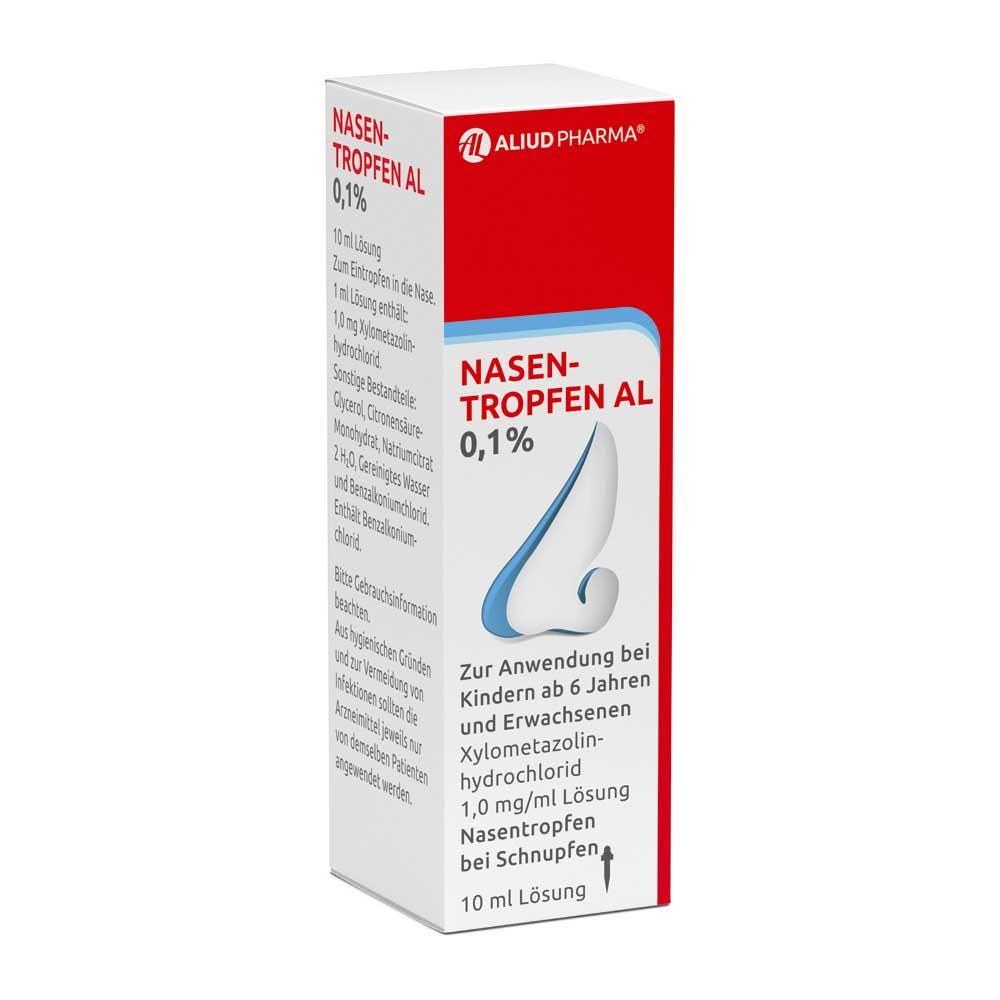 Nasentropfen AL 0,1 %