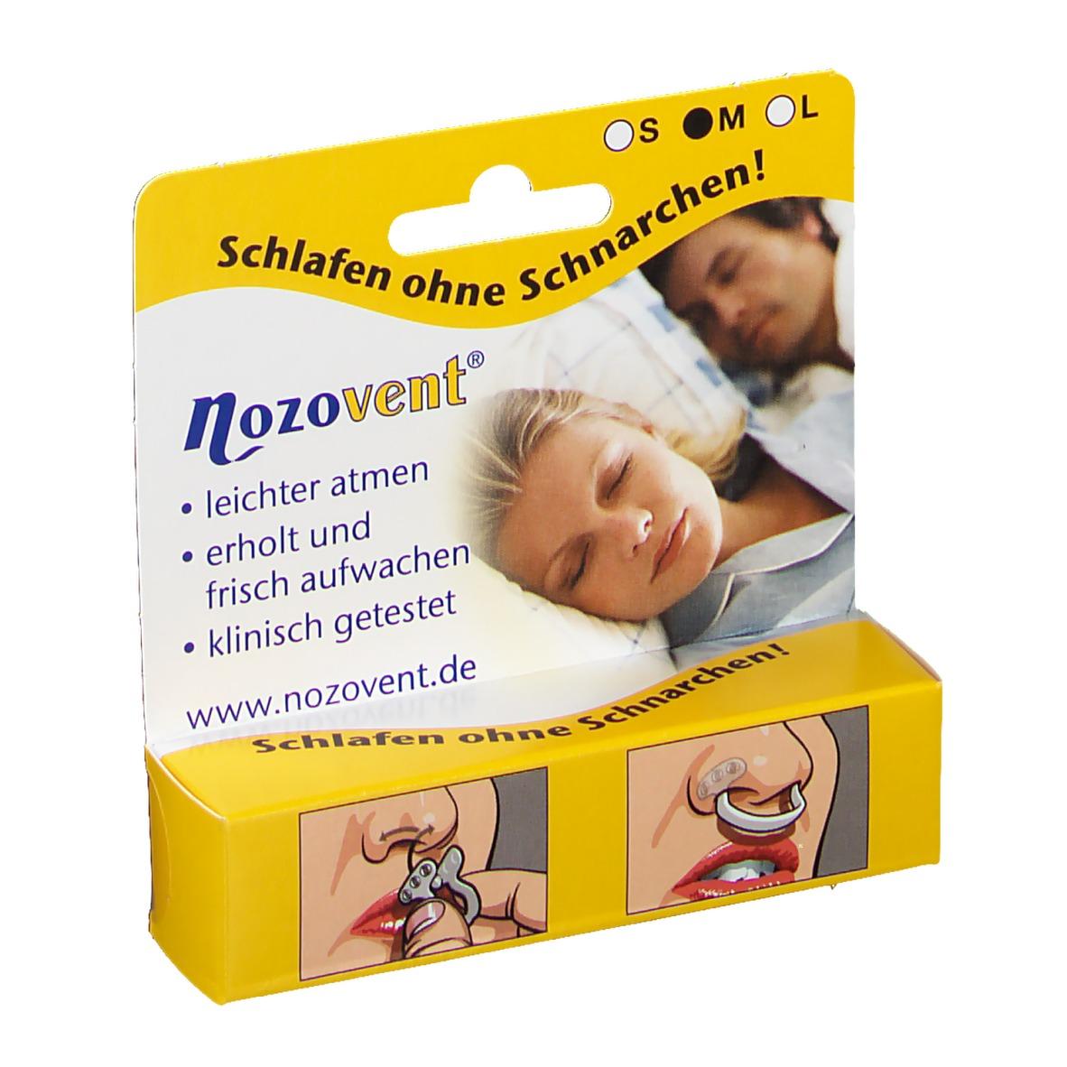 Nozovent® Medium Nasenklammer 2 St Klammer