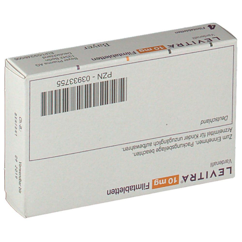Levitra 5 mg cijena